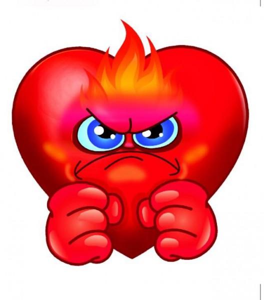 מרגישון כעס