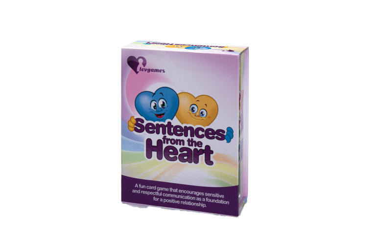 Sentences from the Heart acommunication game