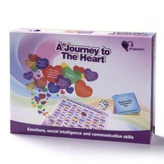A Journey to The Heart A social intelligence game