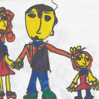 פיענוח ציורים – גרושין