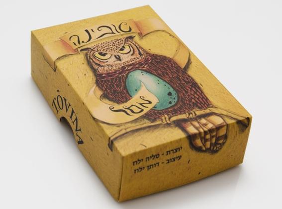 טובינה – קלפים למאמנים ומנחי קבוצות