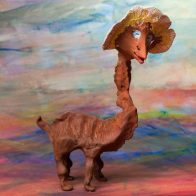 חיות דמיוניות - טיפול באמצעות בעלי חיים דמיוניים