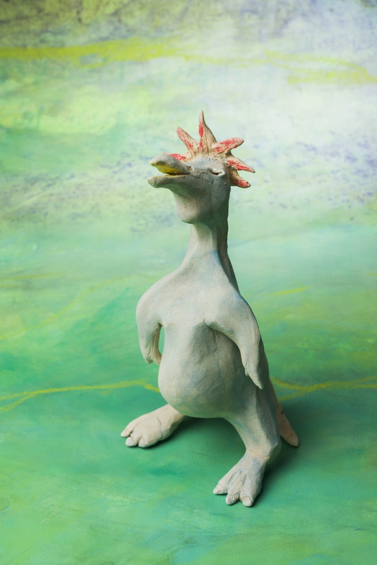 חיות חיות דמיוניות – טיפול באמצעות בעלי חיים דמיוניים