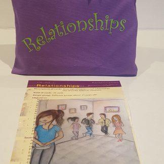 מערכות יחסים קלפי טיפול בערבית العلاقات
