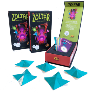 זולטר משחק רביעיות לילדים ולמשפחה
