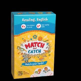תופסת מילים משחק ללימוד אנגלית