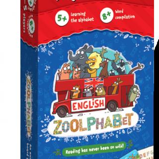 חיותיות משחק להיכרות האותיות באנגלית