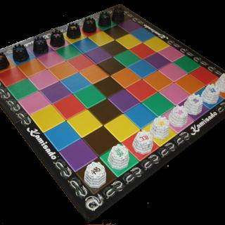 קמיסדו -משחק אסטרטגיה וחשיבה