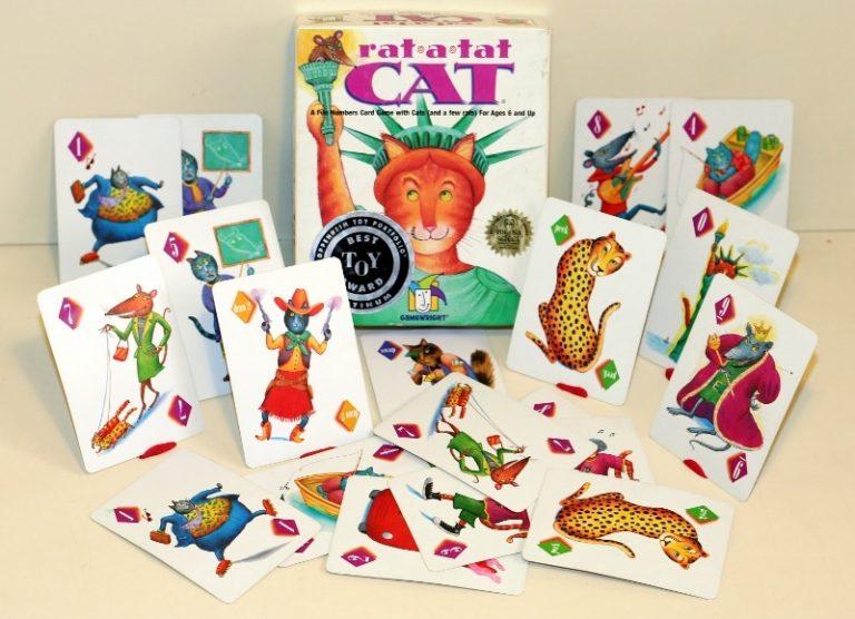 חתחתול משחק קלפים לתרגול זיכרון