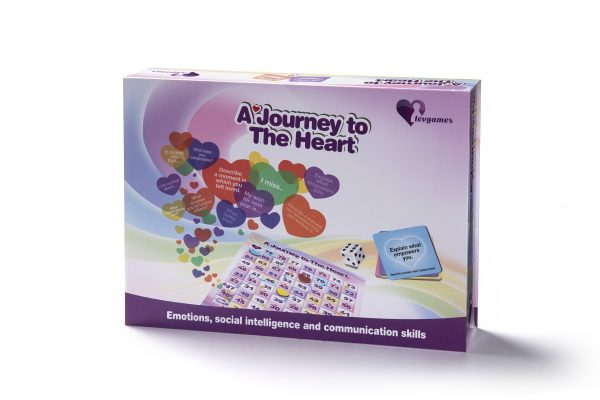 A Journey to The HeartA social intelligence game