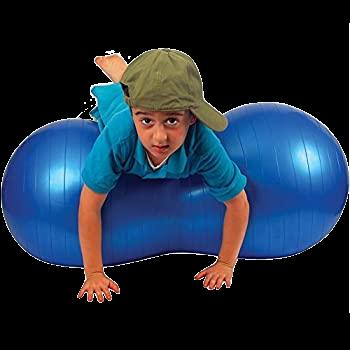 כדור פיזיו בצורת בוטן לויסות חושי