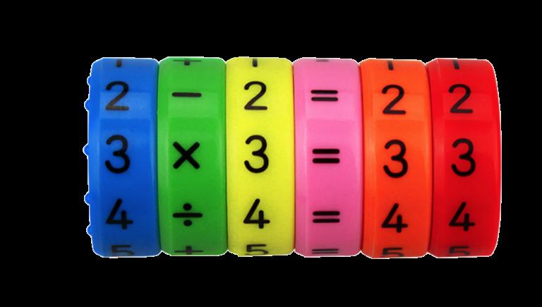 מגנט חשבון משחק ממגנט ללימוד חשבון