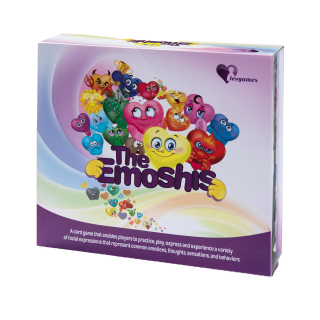 The Emoshis a Therapeutic Card Game a diagnostic psychotherapy tool