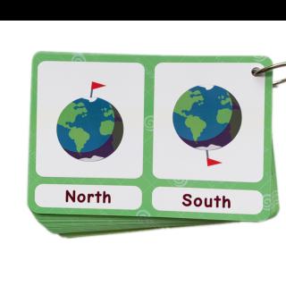 קלפים להרחבת אוצר המילים באנגלית