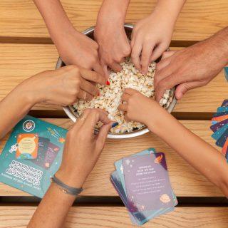 קלפים לחיזוק הקשר בין הורים וילדים