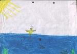 פיענוח ציורי ילדים-פחד