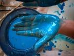 קלפי טיפול ככלי לפיתוח מודעות עצמית-דרך היד