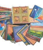 ארבע ההסכמות קלפים לקאוצ'ינג וקלפי אימון