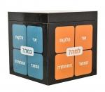 מודל הקוביה - קלפים למיקוד עסקי