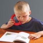 טלפון לויסות שמיעה ודיבור Toobaloo
