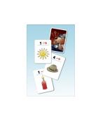 שרלוק משחק קלפים לתרגול זיכרון